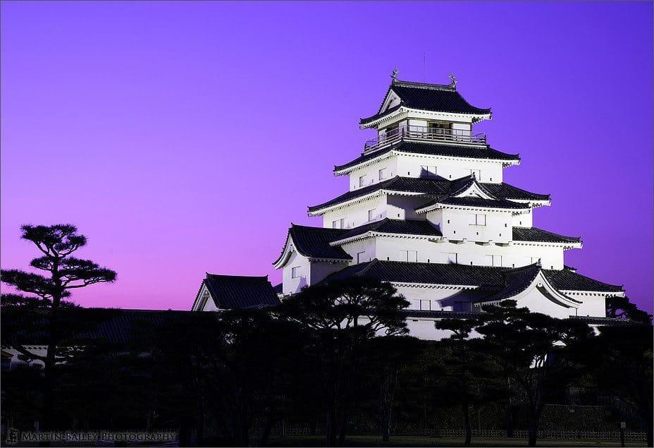 Tsuruga Castle 2005