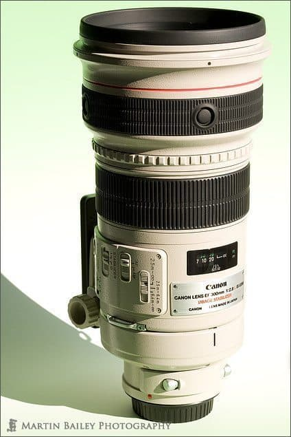 Canon EF 300mm F2.8L IS USM