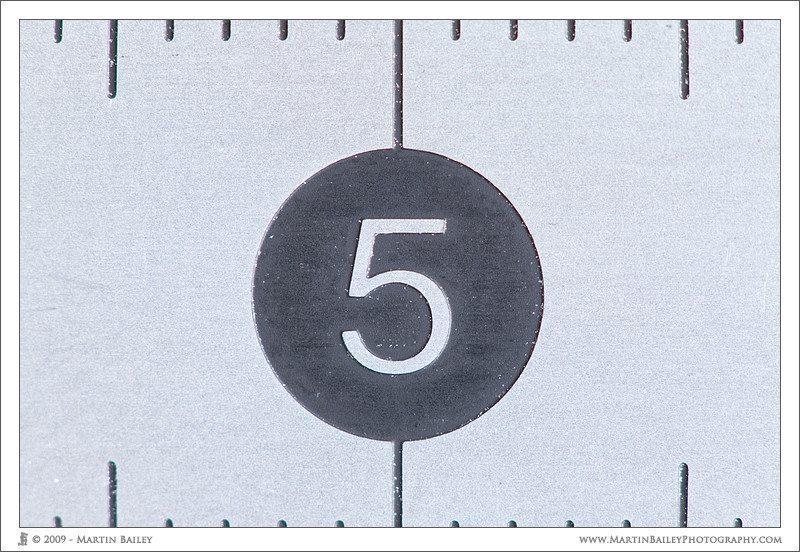 1.4X Extender + 12mm + 2 x 25mm Extension Tubes