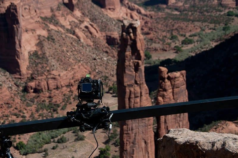 Dolly at Spider Rock 2 (© Copyright Dan Newcomb)