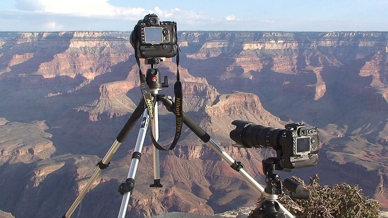 Time-lapse at Grand Canyon (© Copyright Dan Newcomb)