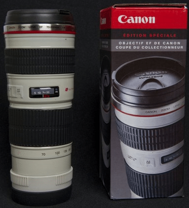 70-200 Thermos Travel Mug