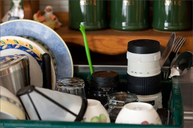 Canon Lens Mugs