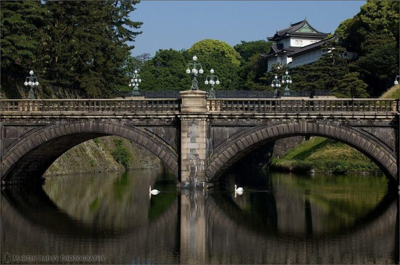 Fushimi Turret and Spectacles Bridge
