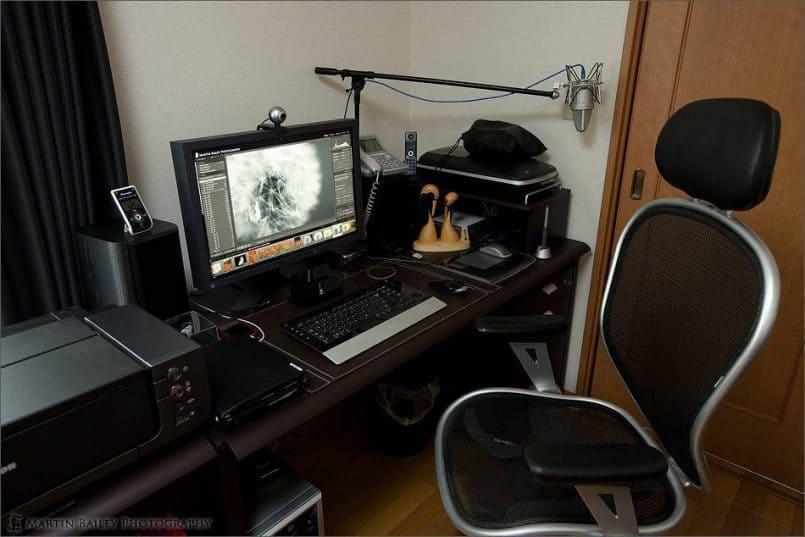 My Computer Workspace