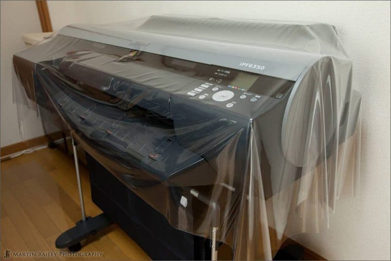 The New Canon imagePROGRAF iPF6350