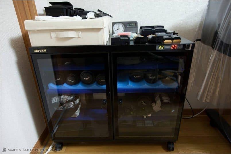 Lens Cabinet
