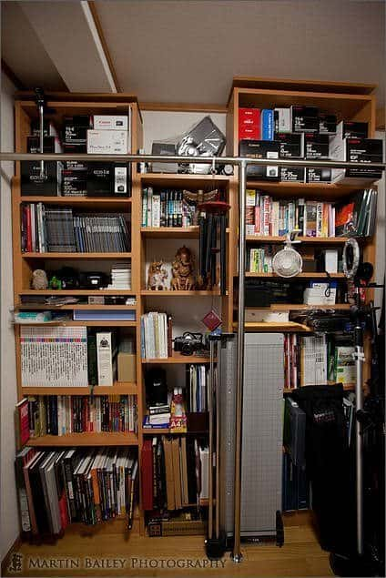 Bookshelf/Storage