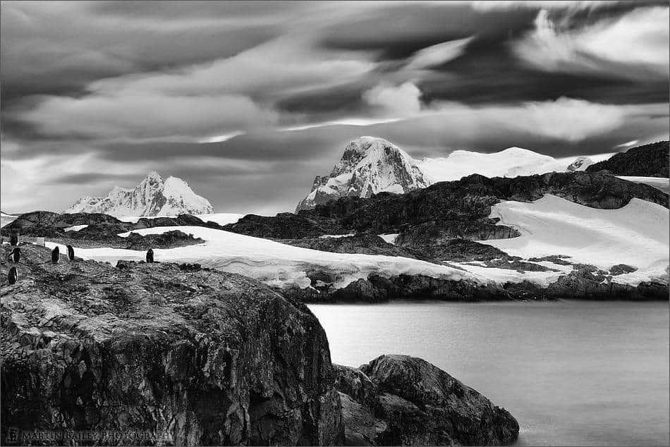 Antarctica from Gentoo Point