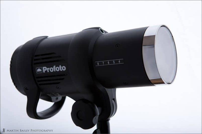Straight D1 Air 500W Monolight