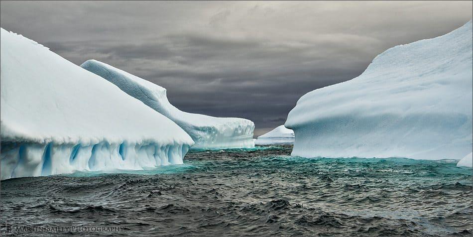 Iceberg Alley (Color Efex Pro 4 Processing)