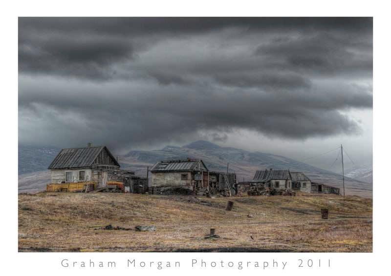 Wrangel Island © Graham Morgan