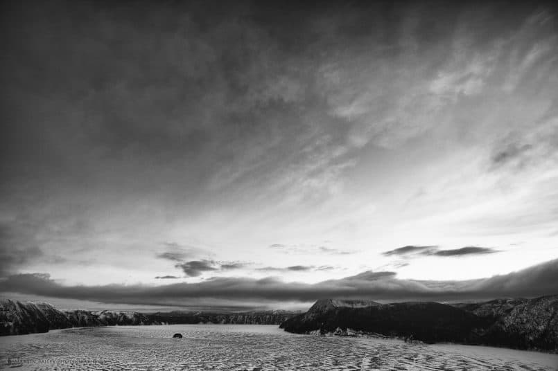 Mashuu Lake at Dawn