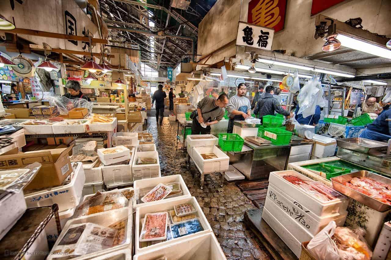090b072357 Tsukiji Fish Market (Podcast 331) · Martin Bailey Photography