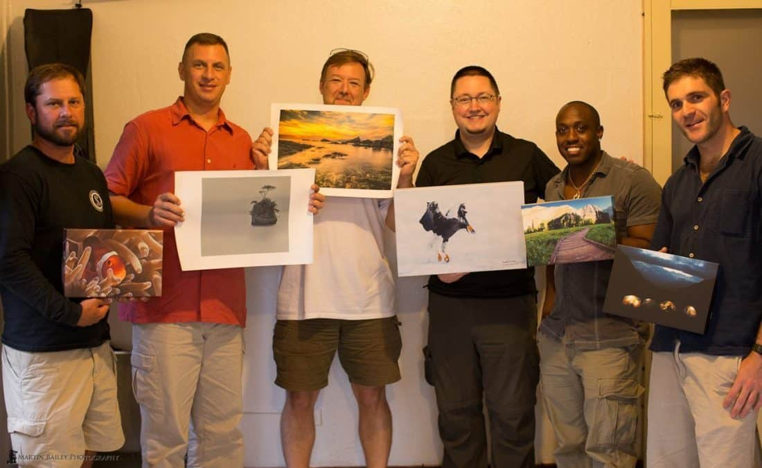 Okinawa Group with Prints and Gallery Wraps