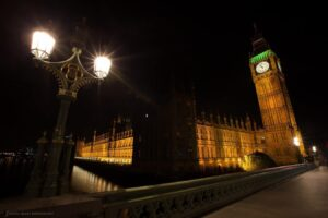 Big Ben and the House of Lords
