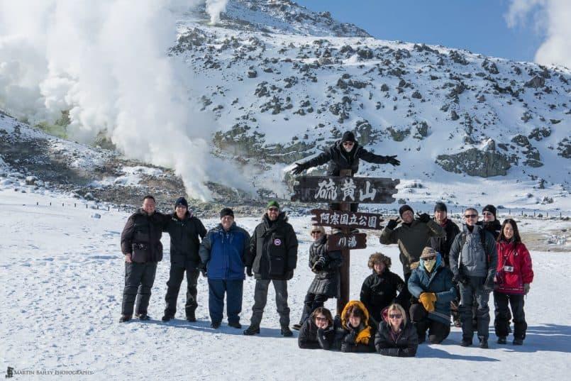 Winter Wonderland Tour 2013 - Group #2