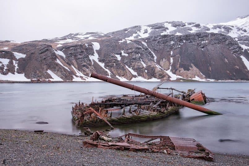 Grytviken Wreck