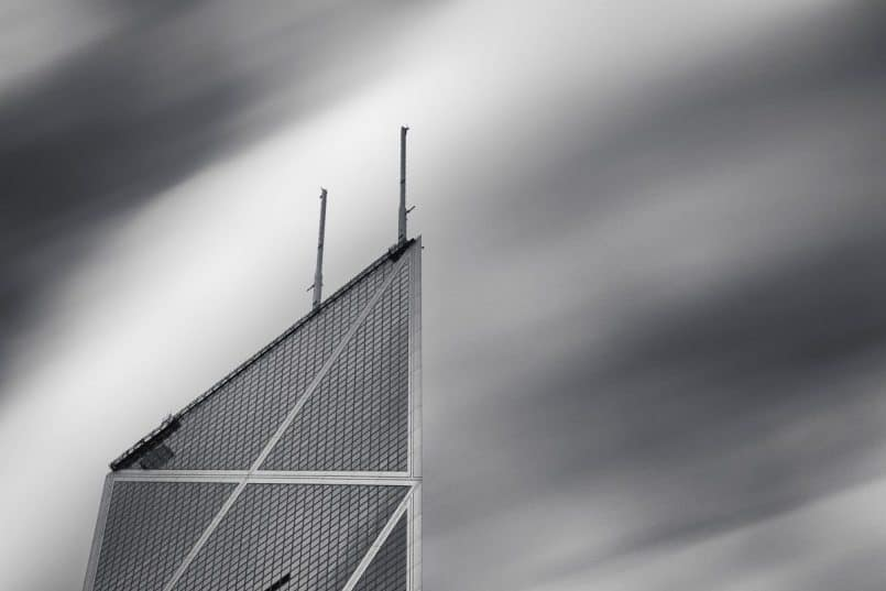 Hong Kong - Bank of China Tower © Andrzej Wisniewski