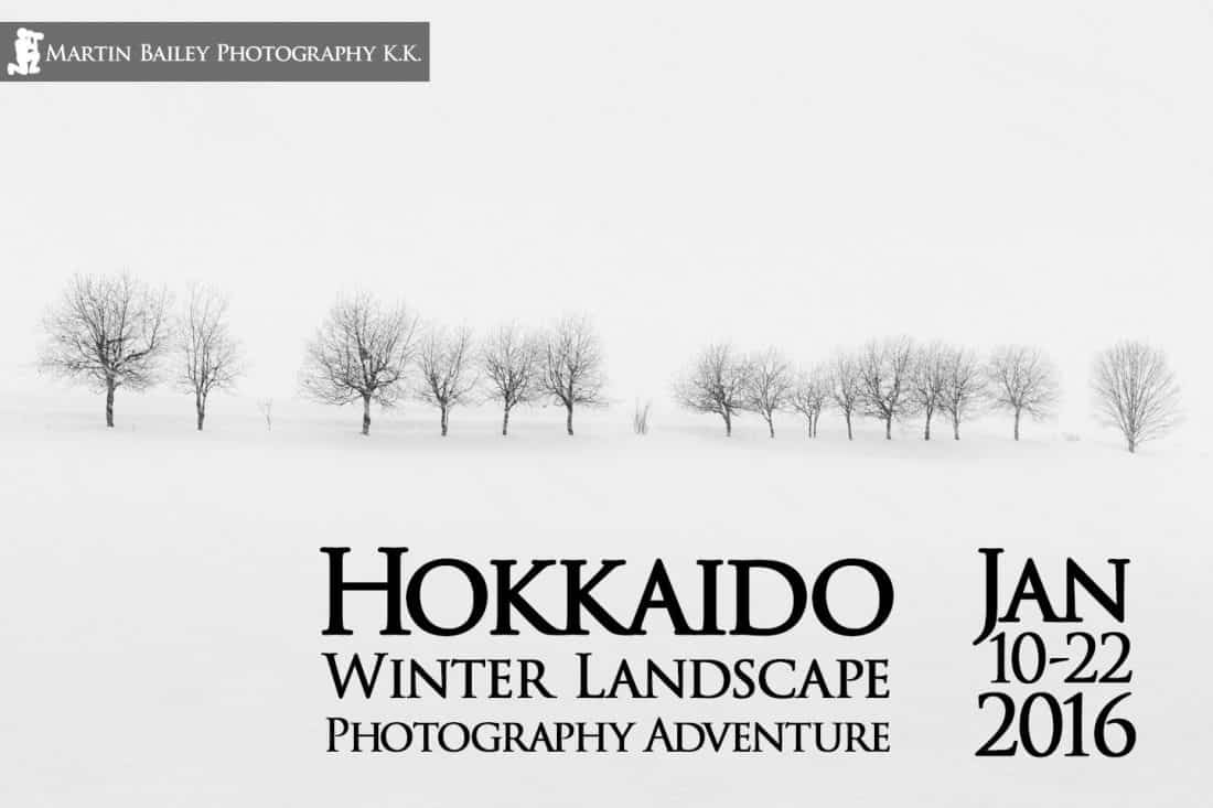 Hokkaido Landscape Photography Adventure 2016