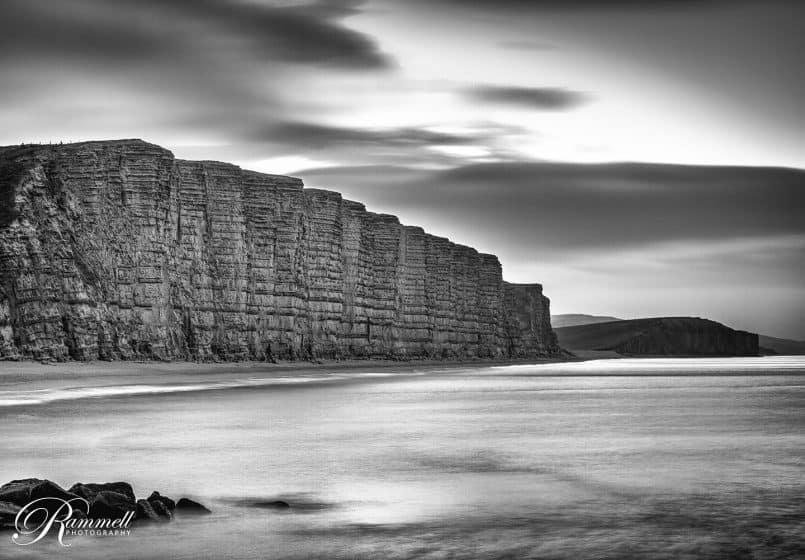 West Bay Cliffs © Michael Rammell