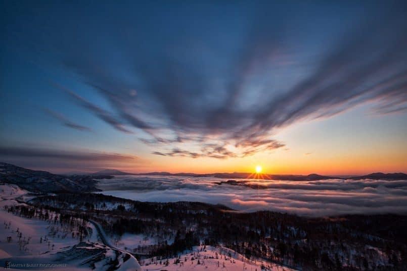 Bihoro Sunrise