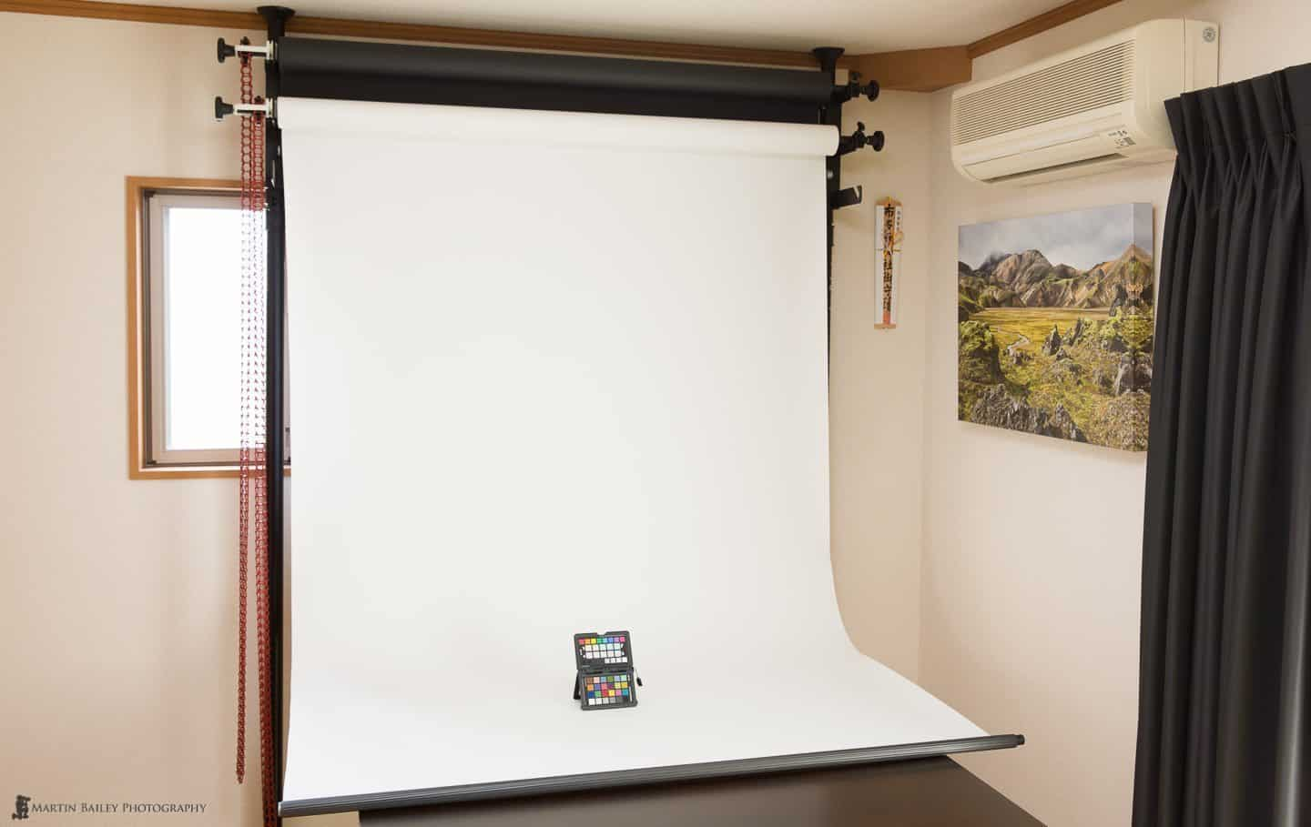 Manfrotto 032B Auto Poles and Expan Drive Background Support Sys