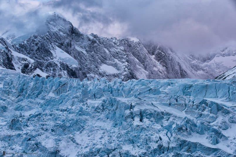 Drygalski Fjord Glacier - South Georgia