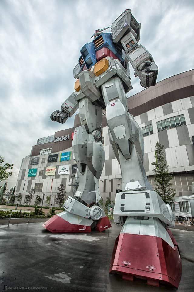 The Power of Gundam!