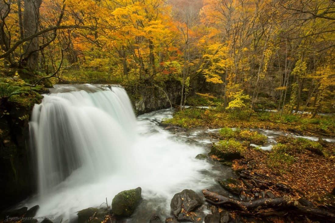 Choushi Outaki Waterfall
