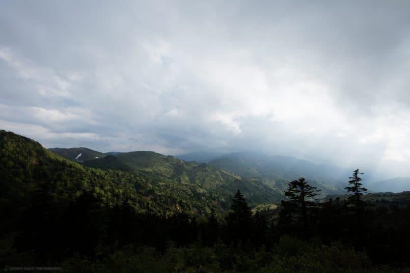 Yokoteyama Stormy Skies (original)