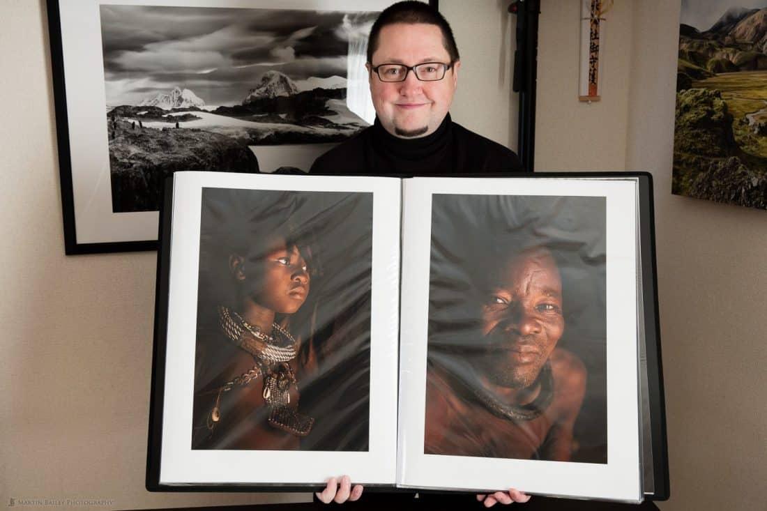 "Martin with Itoya Profolio 18x24"" Archival Folder"