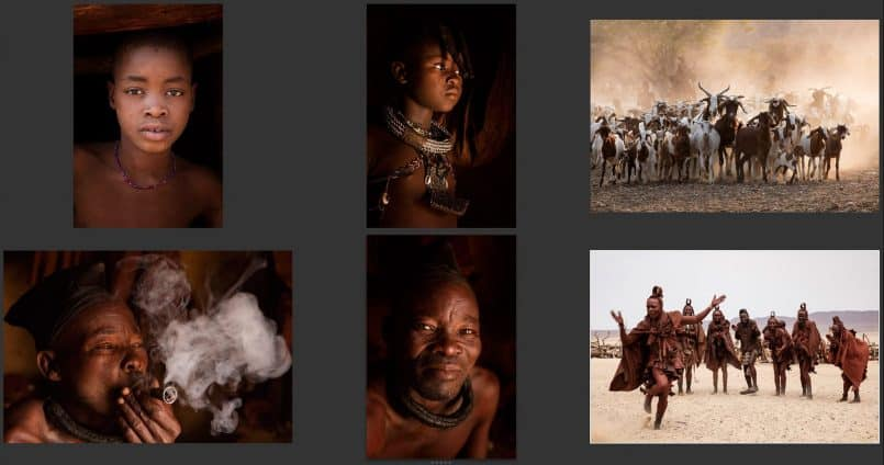 Namibia Himba People Photos
