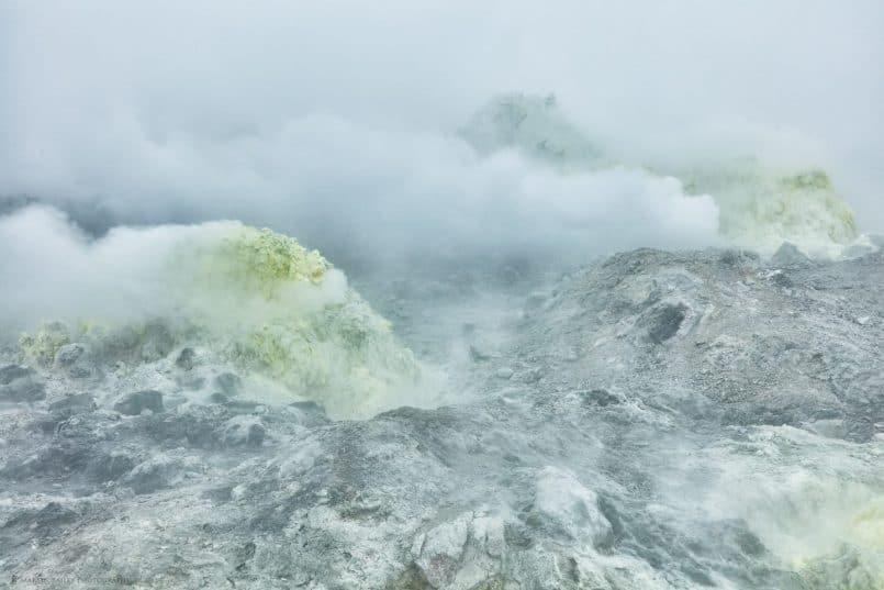 Seabed Fumaroles