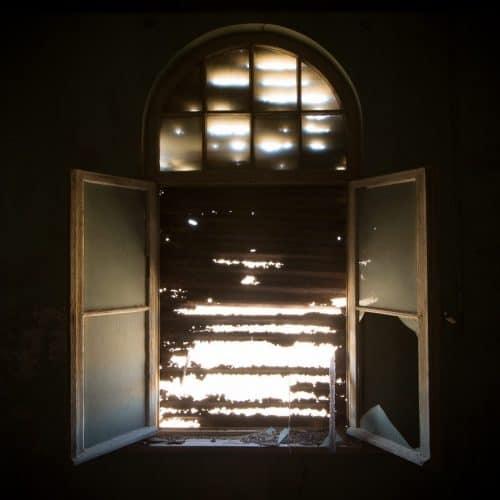 Window (Kolmanskop)