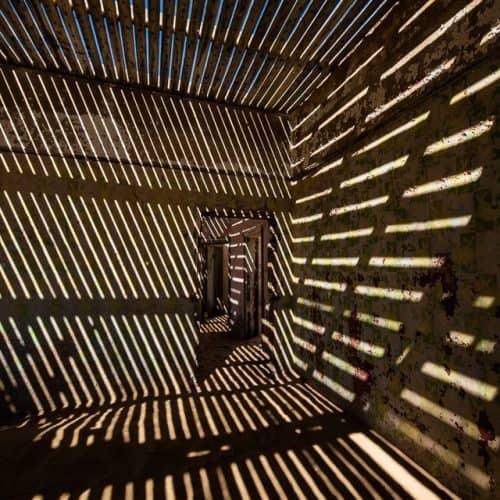 Slatted Room (Kolmanskop)