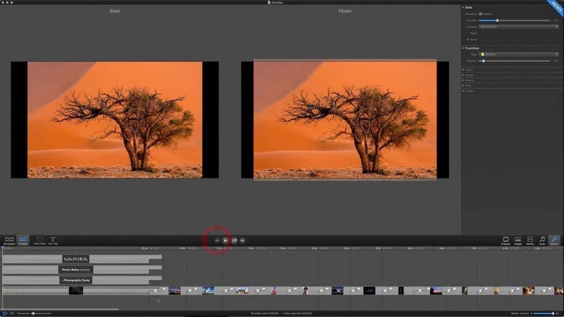 FotoMagico Walkthrough Video Screenshot