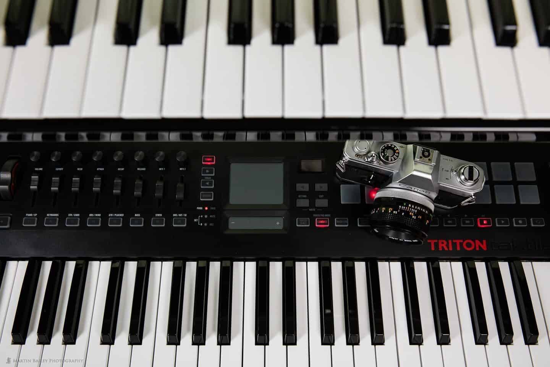 Camera and Keyboards
