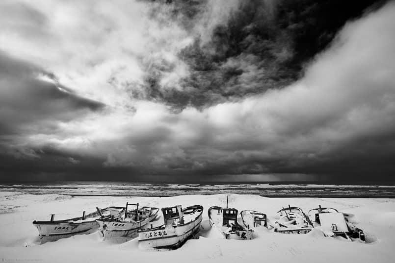 Boat Graveyard #2 - Capture One Pro 9