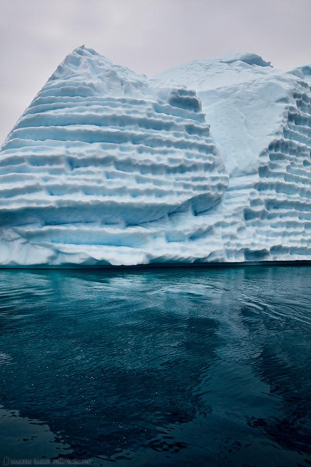 Iceberg Blue Reflection