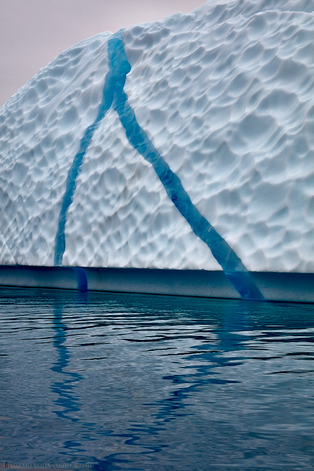 Iceberg Blue Streak
