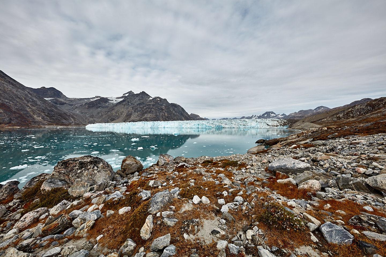 The Knud Rasmussen Glacier