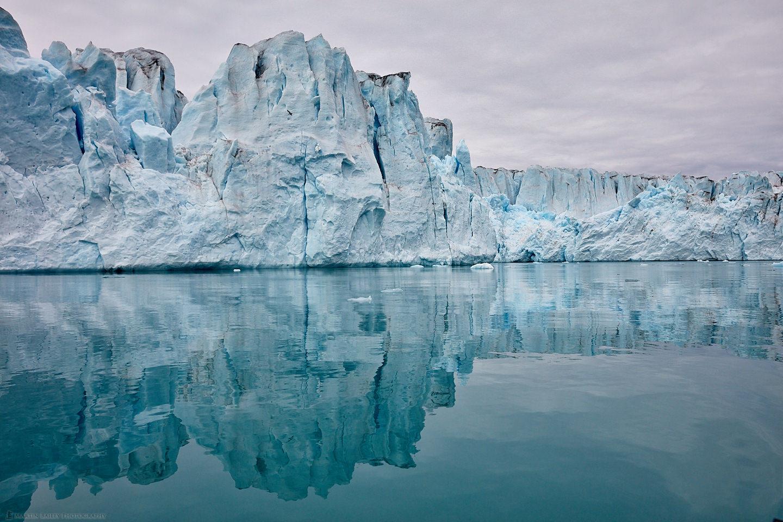 The Knud Rasmussen Glacier Face