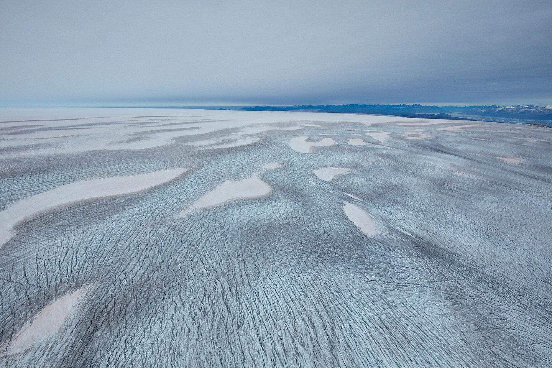 The Greenland Continental Glacier