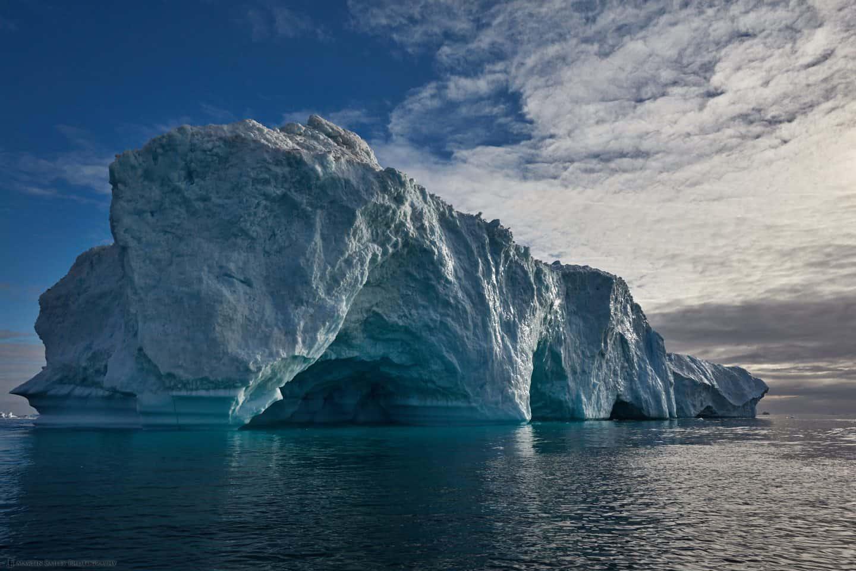 Monumental Iceberg