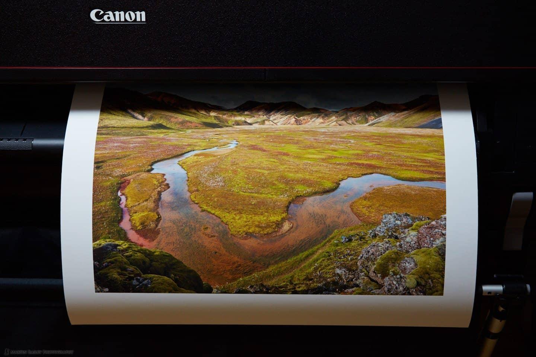 Printing Iceland Photo - PRO-4000