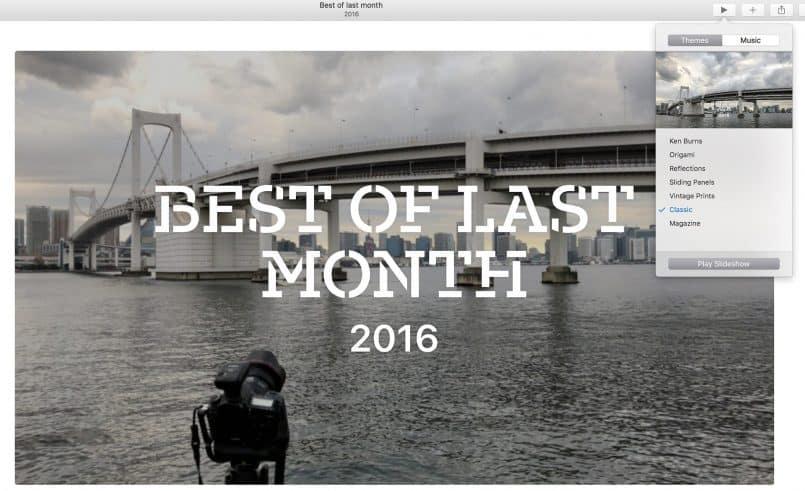 Best of Last Month Memory