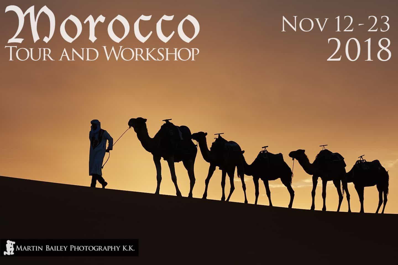 Morocco Tour & Workshop 2018