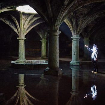 Seeing the Light in Portuguese Cistern