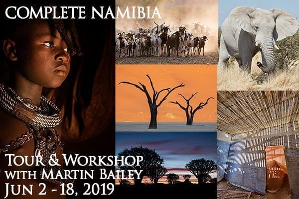 The Complete Namibia Tour & Workshop
